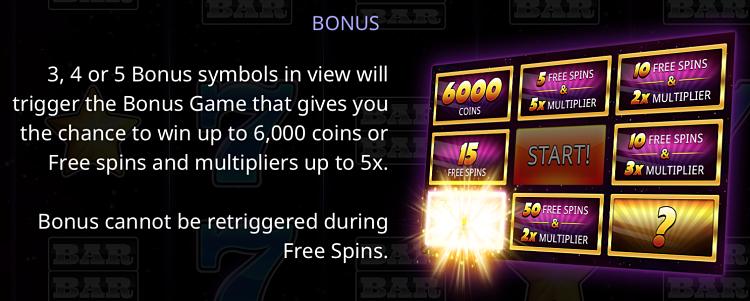 Booster slot bonus