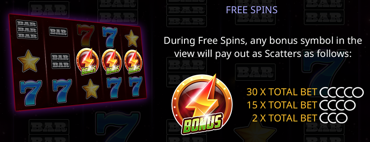 Booster slot free spins