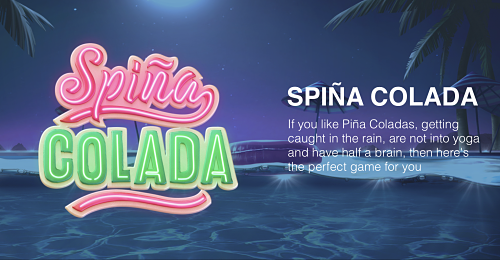 Check out Yggdrasils Latest Spina Colada Slot