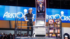 Tim McGraw slot by Aristocrat