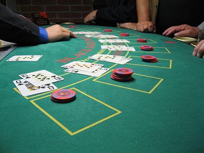 Casino security duties