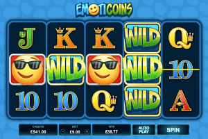 EmotiCoins slot review