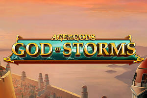 Age of the Gods: God of Storms slot review