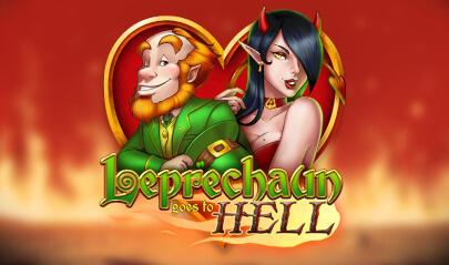 Leprechaun Goes to Hell logo big