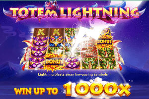 Totem Lightning slot review