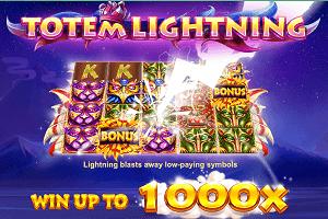 Totem Lightning slot review