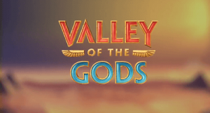 Valley of the Gods slot by Yggdrasil Gaming