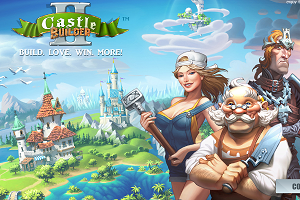 Castle Builder II slot review
