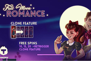 Full Moon Romance slot review