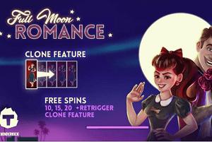Full Moon Romance slot review