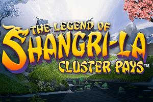 The Legend of Shangri-La Cluster Pays slot review