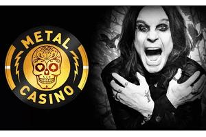 Ozzy Osbourne joins Metal Casino