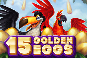 15 Golden Eggs slot review