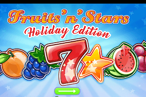 Fruits 'n' Stars: Holiday Edition slot review