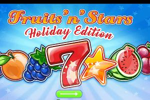 Fruits 'n' Stars: Holiday Edition slot review