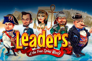 Leaders of the Free Spins World slot review