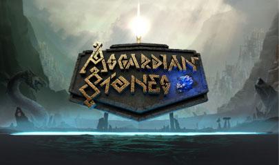 Asgardian Stones logo big