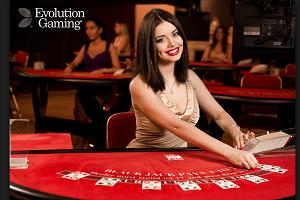 Evolution Gaming Texas Holdem Poker