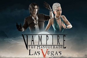 Vampire The Masquerade Las Vegas slot review