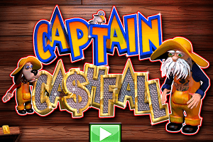 Captain Cashfall slot review