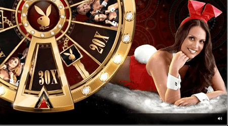 Playboy Gold slot features
