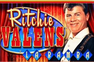Ritchie Valens La Bamba slot review