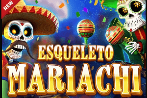 Esqueleto Mariachi slot review