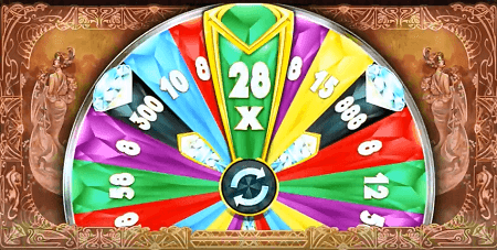 Diamond Empire slot features