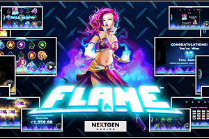 Flame slot review