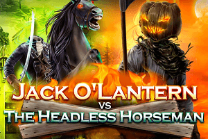 Jack o Lantern vs the Headless Horseman slot review