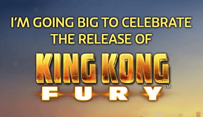 Play King Kong Fury at PlayOJO & Win a Trip to New York