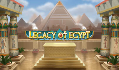 Legacy of Egypt logo big