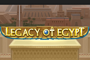 Legacy of Egypt slot review