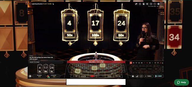 Evolution Gaming Lightning Roulette Review