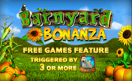 Barnyard Bonanza slot features