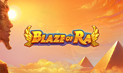 Blaze of Ra logo big