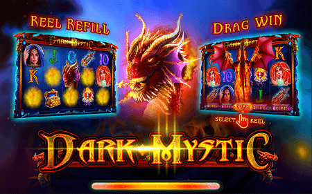 Dark Mystic slot features
