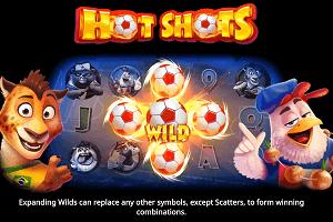 Hot Shots slot review