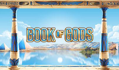Book of Gods logo big