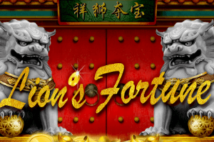Lions Fortune slot review