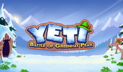 Yeti Battle of Greenhat Peak logo big