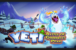 Yeti Battle of the Greenhat Peek slot review