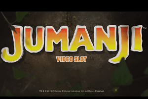 Jumanji slot review