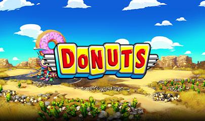 Donuts logo big