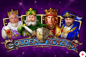 Golden Royals slot review