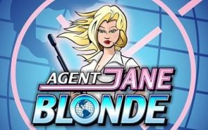 Agent Jane Blonde Returns Slot review - Microgaming