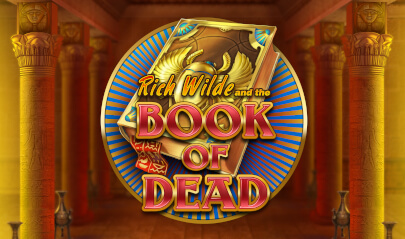 Book of Dead logo big