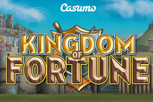 Kingdom of Fortune at Casumo