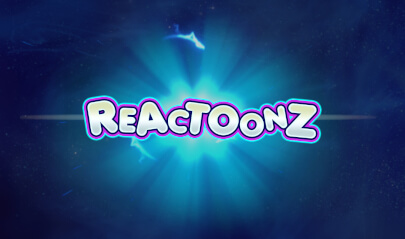Reactoonz logo big