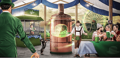 Join Oktoberfest Celebration at Mr Green and Win a Trip to Bavaria